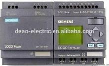Siemens logo 6ed módulo de potencia 6ed1057- 3aa02- 0aa0 plc logo