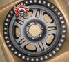 off-road Beadlock alloy aluminum wheels for sports cars
