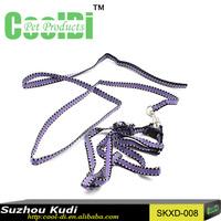 2015 new pet supplies pet collar dog leash retractable dog harness