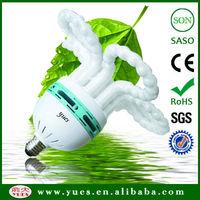 High Watts B22/E27 55W-105W Flower Energy Saving bulb CE/RoHS