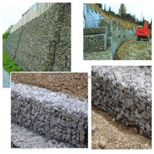 2015 new model river bank gabion mesh for protection