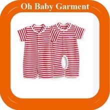 2015 Wholesale high quality baby onesie/onesie, baby onesie wholesale/short sleeve garment, custom printed t-shirt/factory in cn