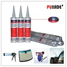 Waterproof polyurethane adhesive for auto glass/car glass and windscreen PU8611