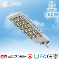 See larger image led outdoor street light factory sale well driver led outdoor light 180w led lights