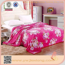 Trustworthy China supplier Printed Famous Brand Flannel Blankets