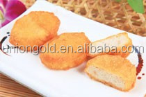 Frozen Fried Chicken Meat Nuggets