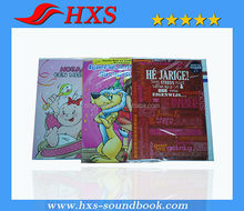 Musical Voice Greeting Card For Holiday ,Birthday,Wedding Decoration & Gift
