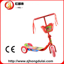 Kids series tricycles scooter three wheel chinese scooter