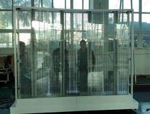 P10 escenario fondo de alquiler vidrio-cristal pantalla led-creen