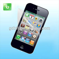 Cheapest! High Transparent Screen Protector clear for iphone4 screen film