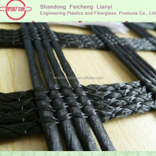 warp knitted polyester Geogrid(PET geogrid) factory supplier
