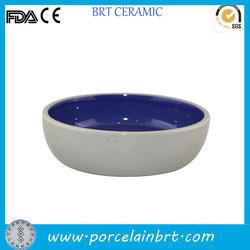 Cat or dog food dish ceramic Pet Bowl