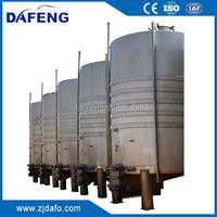 Water Wine Making Producing Fermenter brewing Equipment Tanks