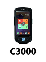 Android barcode scanner phone with 1d/2d barcode reader ,3G, wifi , gps, NFC