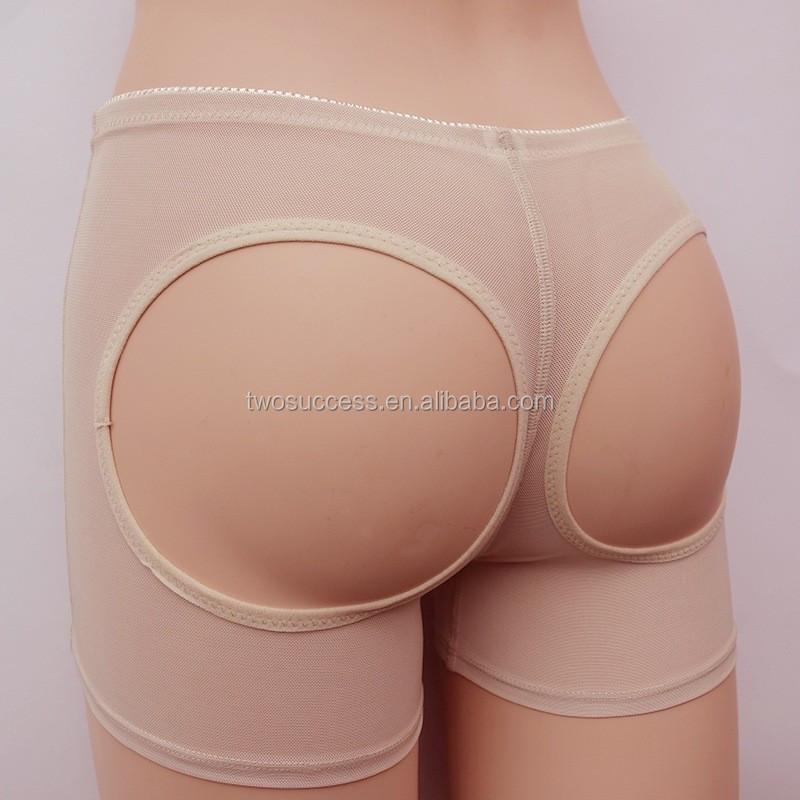 Butt Lifter & Tummy Control Shorts Open Butt Panty
