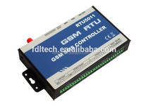FDL-5011 Low cost Telemetry RTU controller and alarm 8 I/O port SMS switch Relay ON OFF,Automation Telemetry