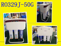 dust cover 6 stage oxygenated water auto flush controller water purifier