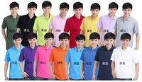 many color and size polo professional making Male/Female Shirts Polo Wholesale Top Quality