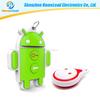 Plastic Led Keychain Novelty Gifts cheap mini gps tracker