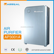 High Effective Negative Ion and Ozone Air Purifier with LCD Touch Screen