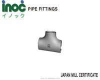 Seamless stainless steel pipe fittings, butt weld , ANSI,JIS,GB