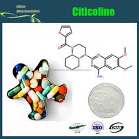 Citicoline/Cytidine Diphosphate Choline/CAS: 146929-33-1;987-70-0 /GMP Preparing 99% high quality