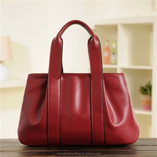 2015 Latest hot selling cheap fashion PU lady western wholesale handbag online