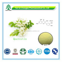 Hot Sale GMP Certificate 100% Pure Natural Quercetin Quercetin Extract