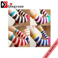 child girls socks model