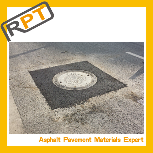 What is the best cold asphalt patc - Yesterdays Tractors