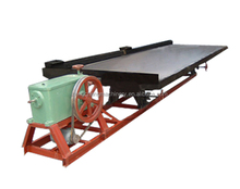 Cleaning Table Concentrator