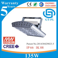 High Lumen meanwell driver LED Tunnel Light,90w 120w LED Tunnel light price