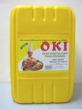 OKI Brand Vegetable Cooking Oil