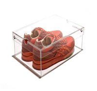 Retailers General Merchandise acrylic sneaker box for converse shoes