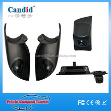 wireless wifi around view camera system