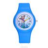 Sedex audit china manufacturer color frozen jelly silicon bracelet watch for kids FZ-54115