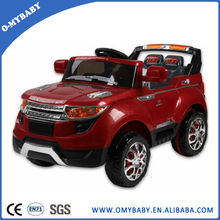 New style and good quanlity kids mini jeep, electric baby car 12v