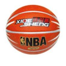 size 7 antique basketball