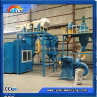Used laptop boards recycling equipment / E waste recycling machine manufacturer with high performance