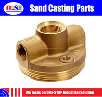 Copper / brass sand casting products - sand casting