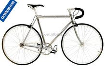 High Quality 4130 grade Chromoly steel 700C fixed gear bicycle from Hangzhou factory