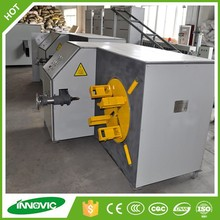 Waste tire ring cutting machine for tire recycling