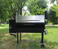 Hot Selling Wood Pellet Charcoal BBQ Grill.