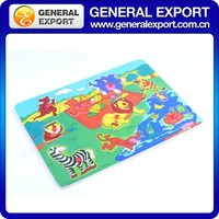 High Quality Jigsaw Puzzle For School Children Kid Wooden Educational Toy