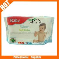 20pcs baby hands and butt cleaning wipes