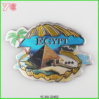 YC-RX14-32402 Sublimation Souvenir Egypt Rubber Fridge Magnet