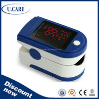Good quality CE and FDA blood pressure pulse oximeter, heal force pulse oximeter, finger pulse oximeter