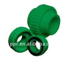 PP-R plastic union for water pipe joint
