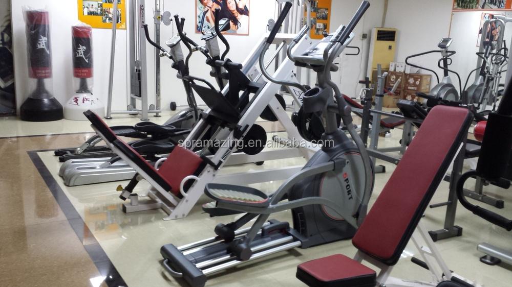 gym home trainer elliptical equipment