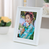 new arrival simple design frosted glass photo frame